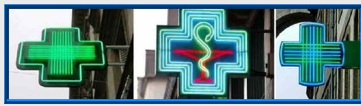 simbolos de farmacia