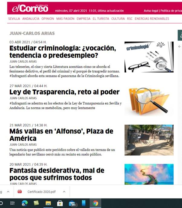 Publicacion Juan Carlos